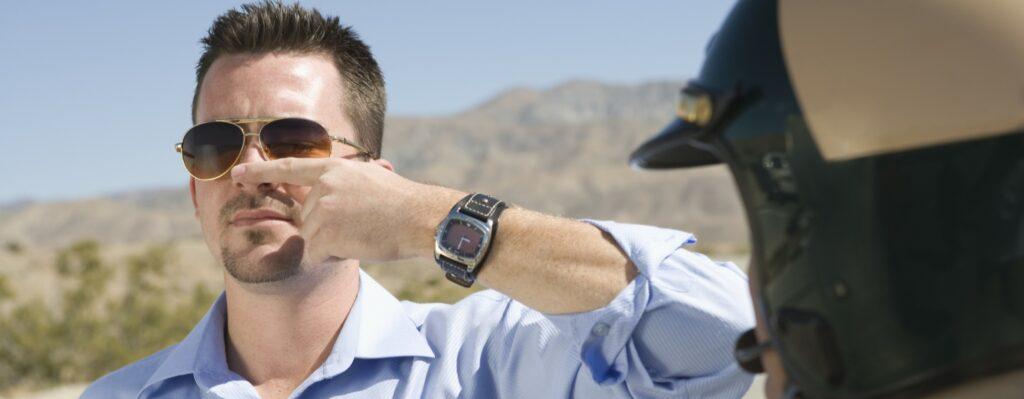 DUI Field Sobriety Testing